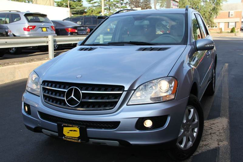 Mercedes benz m class for sale in philadelphia pa for Mercedes benz of philadelphia