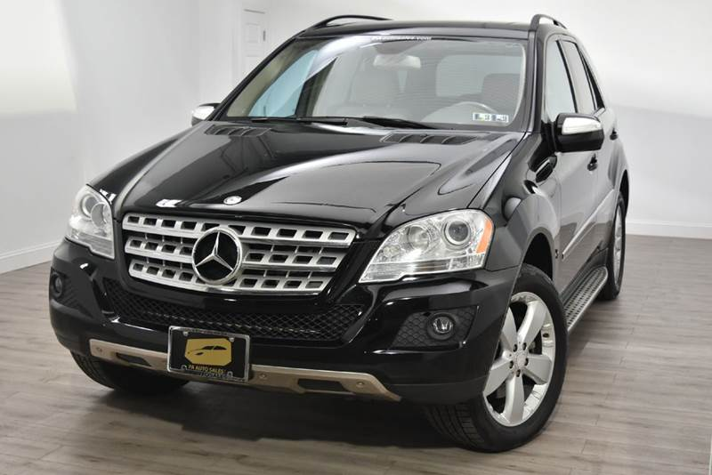 2009 mercedes benz m class ml 350 4matic awd 4dr suv philadelphia pa - Mercedes Benz Suv 2009