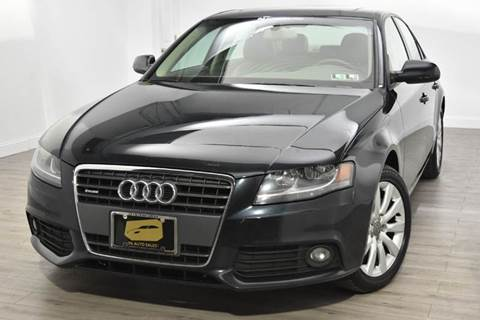 2012 Audi A4 for sale in Philadelphia, PA