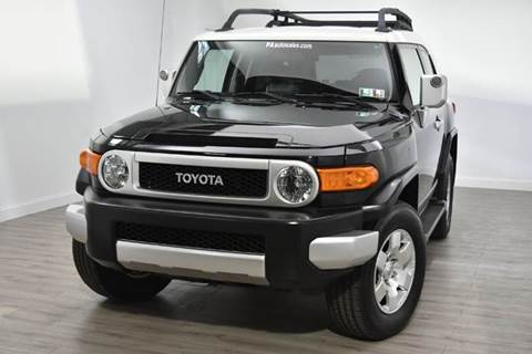 2007 Toyota FJ Cruiser for sale in Philadelphia, PA