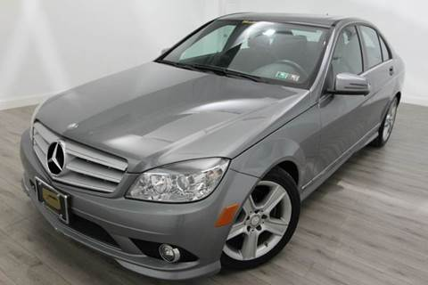2010 Mercedes-Benz C-Class for sale in Philadelphia, PA