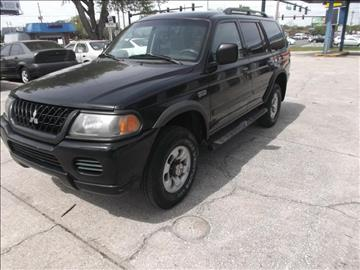 2003 Mitsubishi Montero Sport for sale in Orlando, FL