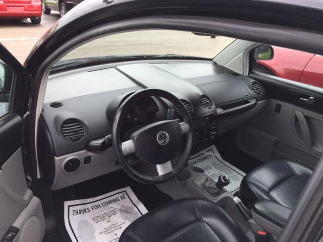 2000 Volkswagen New Beetle 2dr GLX 1.8T Turbo Hatchback - Waukegan IL
