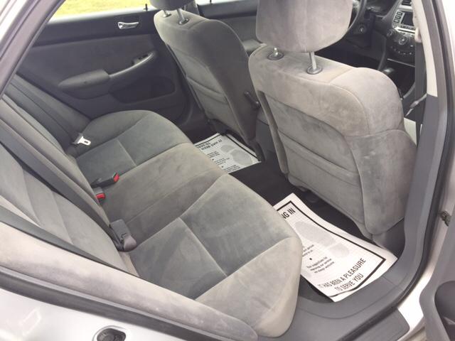 2007 Honda Accord EX 4dr Sedan (2.4L I4 5A) - Waukegan IL
