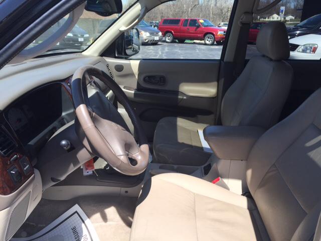 2002 Mitsubishi Montero Sport LTD 4WD 4dr SUV - Waukegan IL