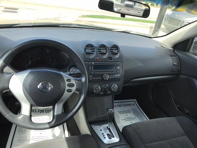 2007 Nissan Altima 2.5 S 4dr Sedan (2.5L I4 6M) - Waukegan IL