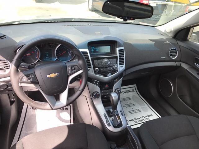 2012 Chevrolet Cruze ECO 4dr Sedan - Waukegan IL