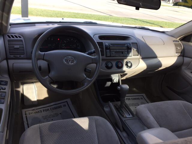 2002 Toyota Camry LE 4dr Sedan - Waukegan IL