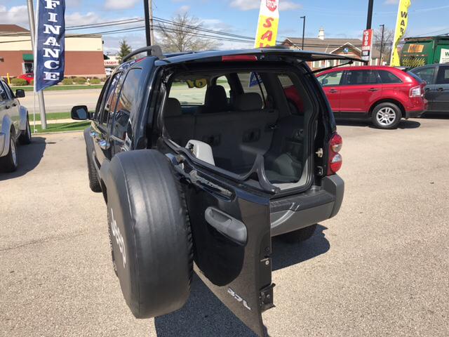 2007 Jeep Liberty Sport 4dr SUV 4WD - Waukegan IL