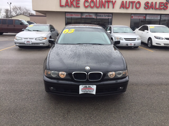 2003 BMW 5 Series 525i 4dr Sedan - Waukegan IL