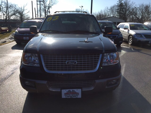 2003 Ford Expedition Eddie Bauer 4WD 4dr SUV - Waukegan IL
