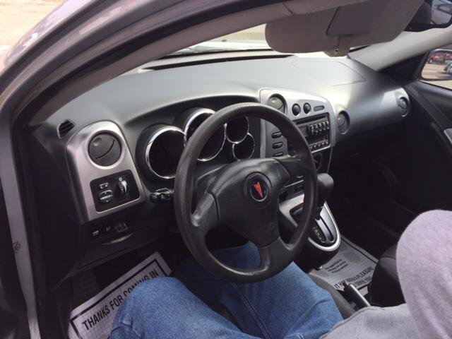 2006 Pontiac Vibe 4dr Wagon - Waukegan IL