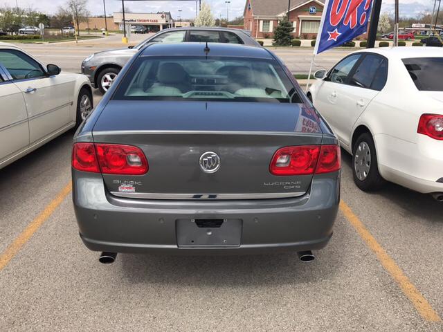 2008 Buick Lucerne CXS 4dr Sedan - Waukegan IL