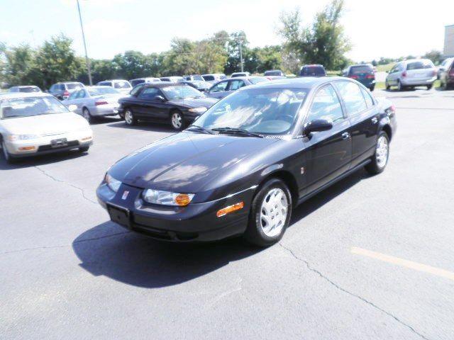 2000 Saturn S Series