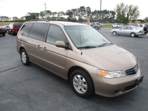 2003 Honda Odyssey for sale in Ringwood, IL