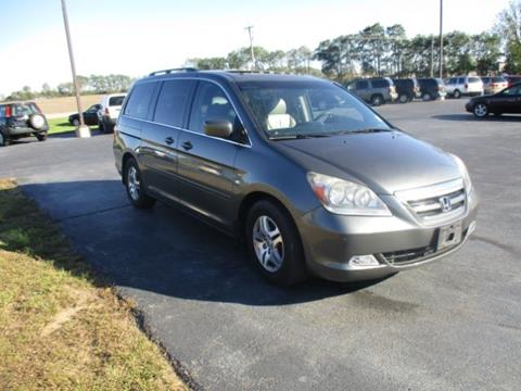 2007 Honda Odyssey for sale in Ringwood, IL