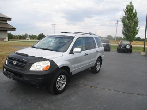 2003 Honda Pilot for sale in Ringwood, IL