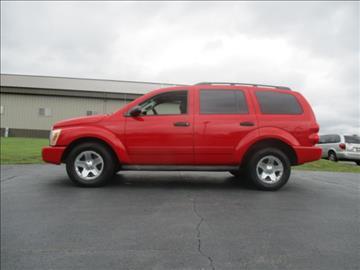 2005 Dodge Durango for sale in Ringwood, IL