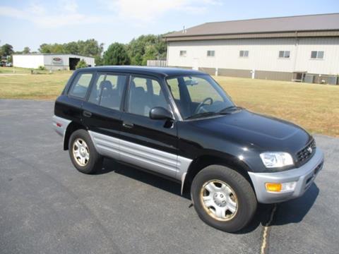 2000 Toyota RAV4 for sale in Ringwood, IL