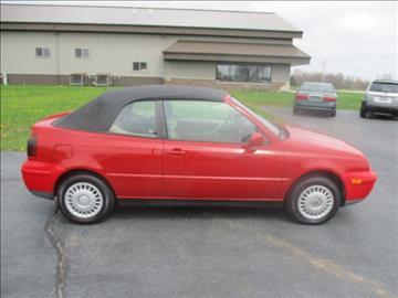 1999 Volkswagen Cabrio for sale in Ringwood, IL