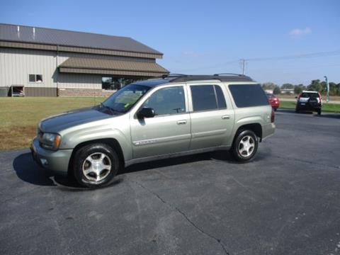 2004 Chevrolet TrailBlazer EXT for sale in Ringwood, IL