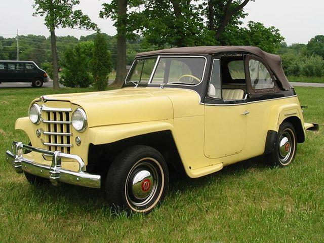 1950 Willys OVERLAND for sale in Purcellville VA