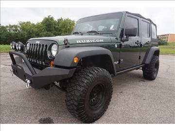 2010 Jeep Wrangler Unlimited for sale in Alcoa TN