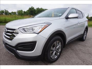 2016 Hyundai Santa Fe Sport for sale in Alcoa, TN