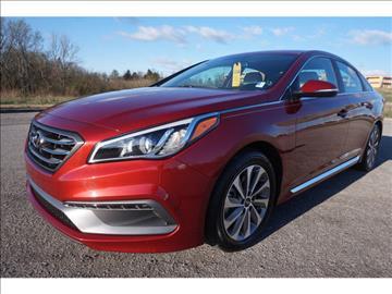 2015 Hyundai Sonata for sale in Alcoa, TN
