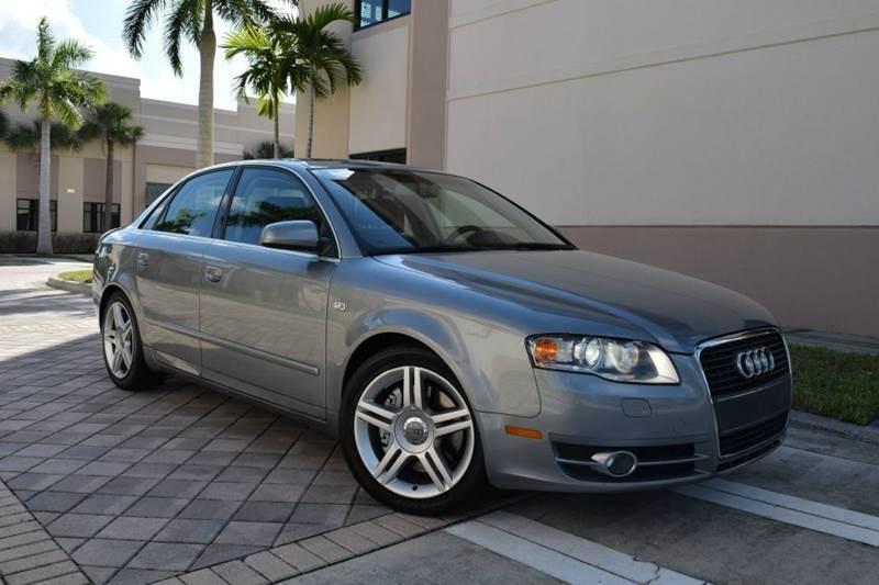 2006 Audi A4 For Sale In Royal Palm Beach Fl