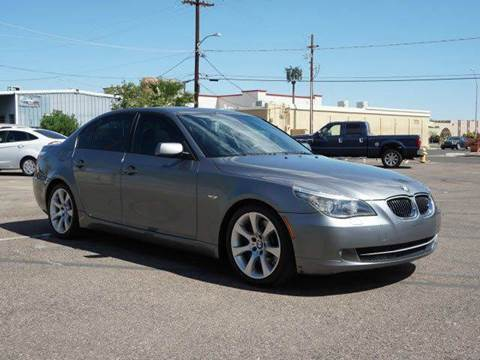 2010 BMW 5 Series for sale in Royal Palm Beach, FL
