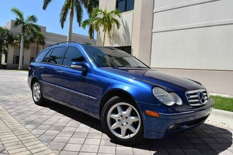 2004 Mercedes-Benz C-Class for sale in Royal Palm Beach, FL