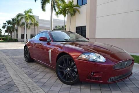2009 Jaguar XK for sale in Royal Palm Beach, FL