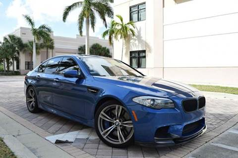 2013 BMW M5 for sale in Royal Palm Beach, FL