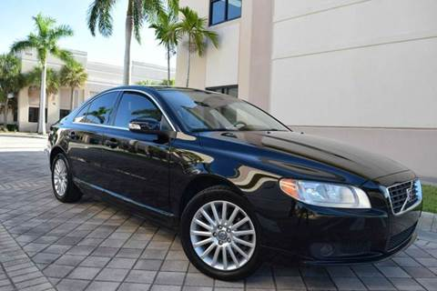 2008 Volvo S80 for sale in Royal Palm Beach, FL