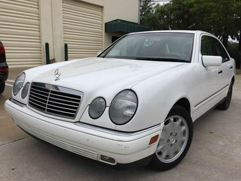 1999 Mercedes-Benz E-Class for sale in Royal Palm Beach, FL
