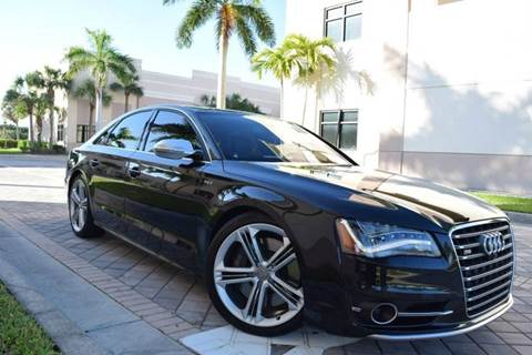 2013 Audi S8 For Sale in Inverness, FL - Carsforsale.com