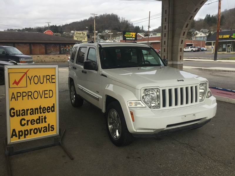 2012 Jeep Liberty Sport 4x4 4dr SUV - Bridgeport OH