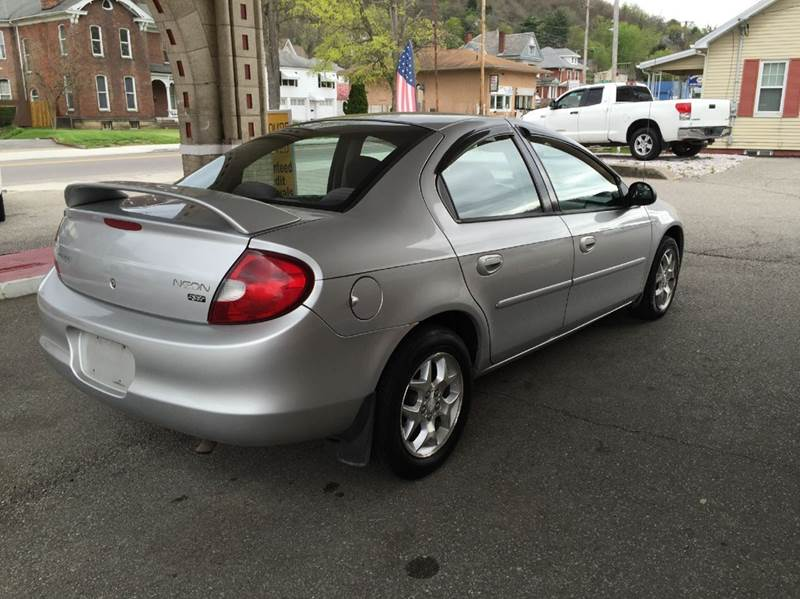 2002 Dodge Neon SXT 4dr Sedan - Bridgeport OH
