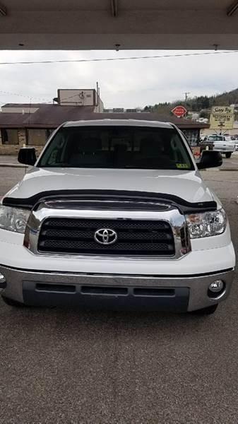 2008 Toyota Tundra 4x4 SR5 4dr Double Cab SB (5.7L V8) - Bridgeport OH