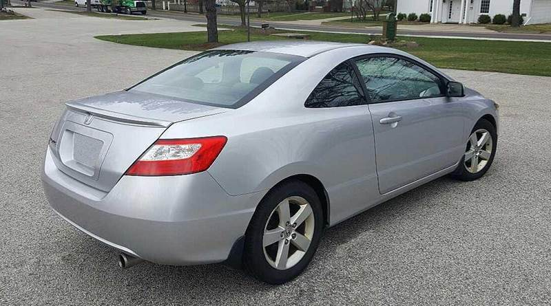 2008 Honda Civic EX 2dr Coupe 5A - Bridgeport OH