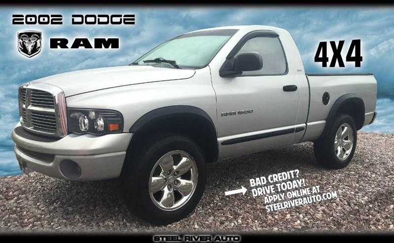 2002 Dodge Ram Pickup 1500 2dr Regular Cab SLT 4WD SB - Bridgeport OH