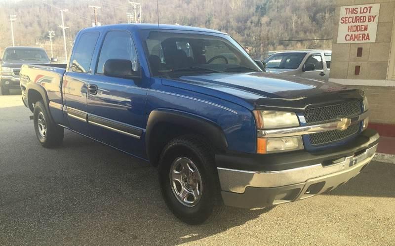 2004 Chevrolet Silverado 1500 4dr Extended Cab LS 4WD SB - Bridgeport OH