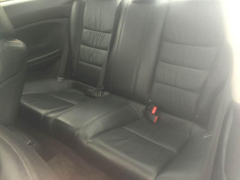 2008 Honda Accord EX-L 2dr Coupe 5A - Bridgeport OH