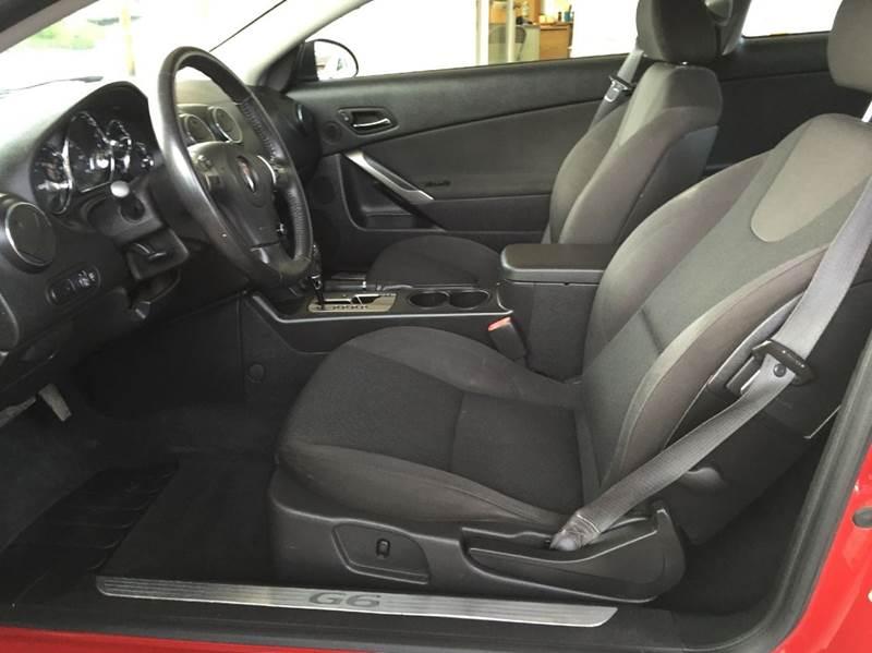 2007 Pontiac G6 GT 2dr Coupe - Bridgeport OH
