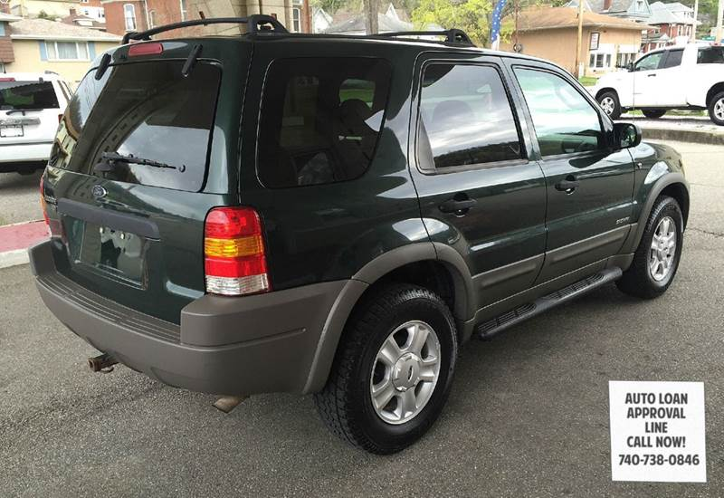 2002 Ford Escape XLT Choice 4WD 4dr SUV - Bridgeport OH