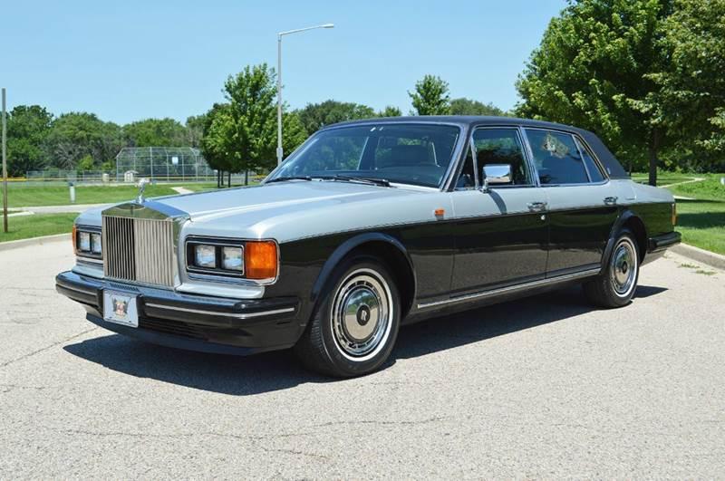 1991 Rolls Royce Silver Spur LWB