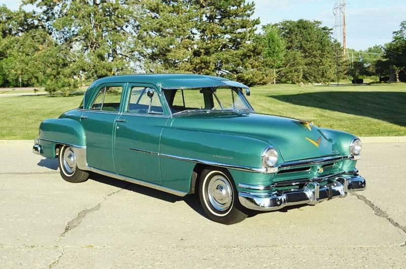 1952 Chrysler Windsor Saratoga In Crystal Lake Il Park Ward Motors