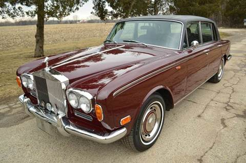 1971 Rolls-Royce Silver Shadow for sale in Crystal Lake, IL