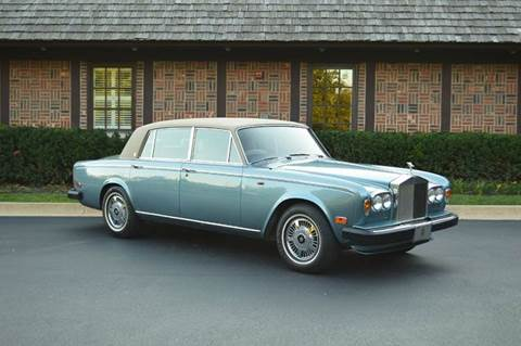 1978 Rolls-Royce Silver Shadow for sale in Crystal Lake, IL